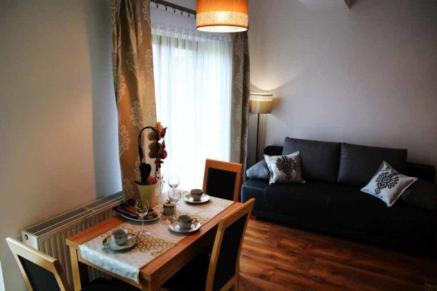 Apartament 3a, salon