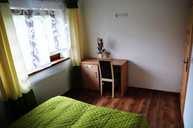 Apartament 3a, sypialnia