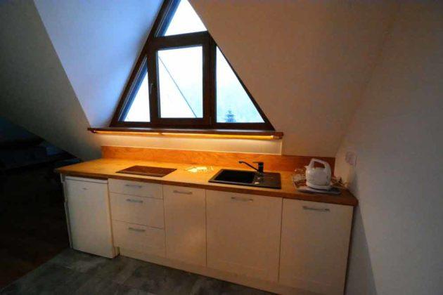 Apartament 5, aneks kuchenny