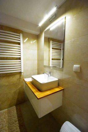 Apartament 5, łazienka