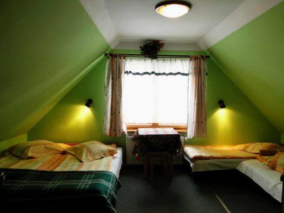 Pokoje gościnne - Willa Anna